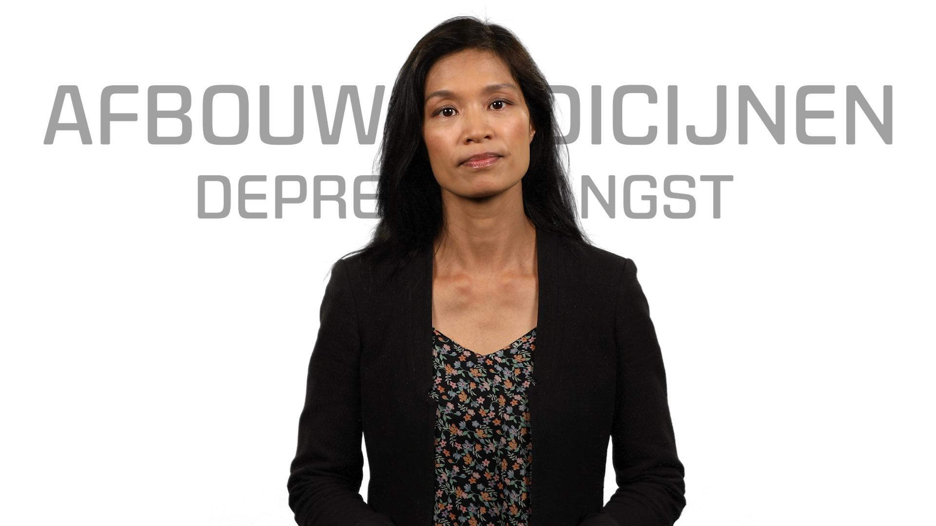 Bekijk de video: Depressie, afbouw