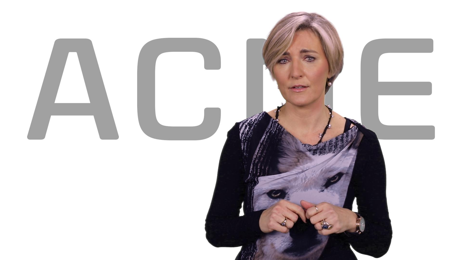 Bekijk de video: Acne