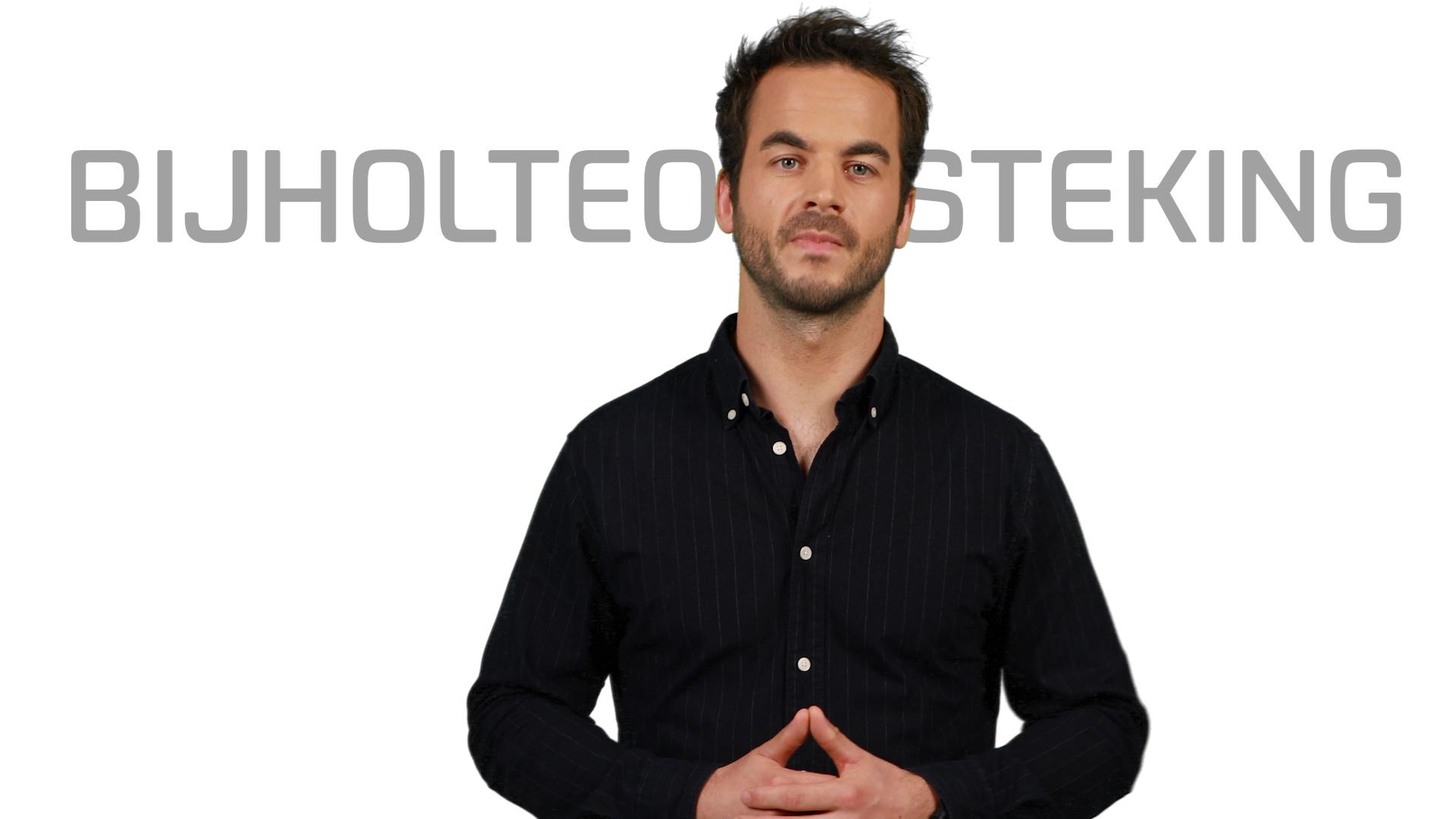 Bekijk de video: Bijholteontsteking
