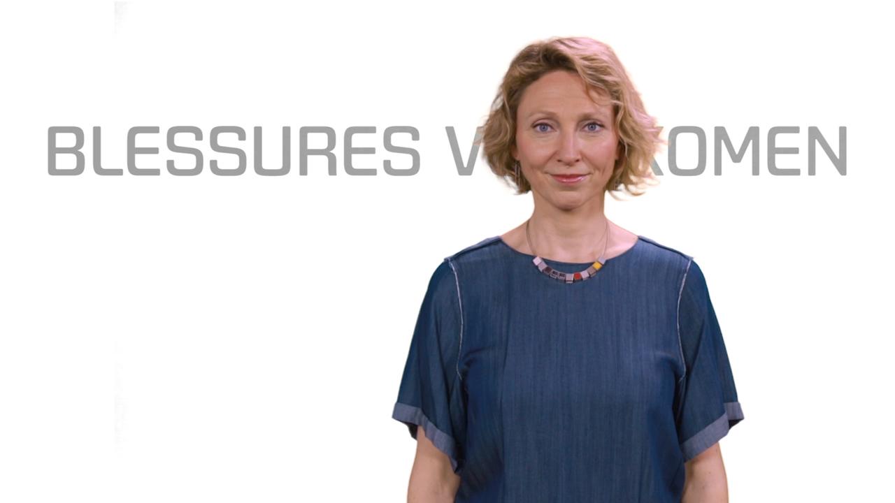 Bekijk de video: Blessures voorkomen