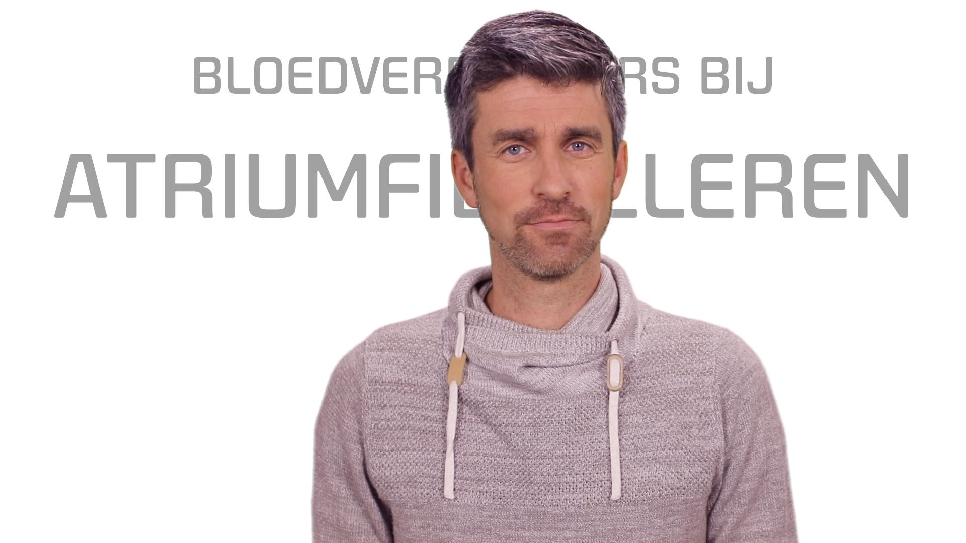 Bekijk de video: Bloedverdunners bij atriumfibrilleren