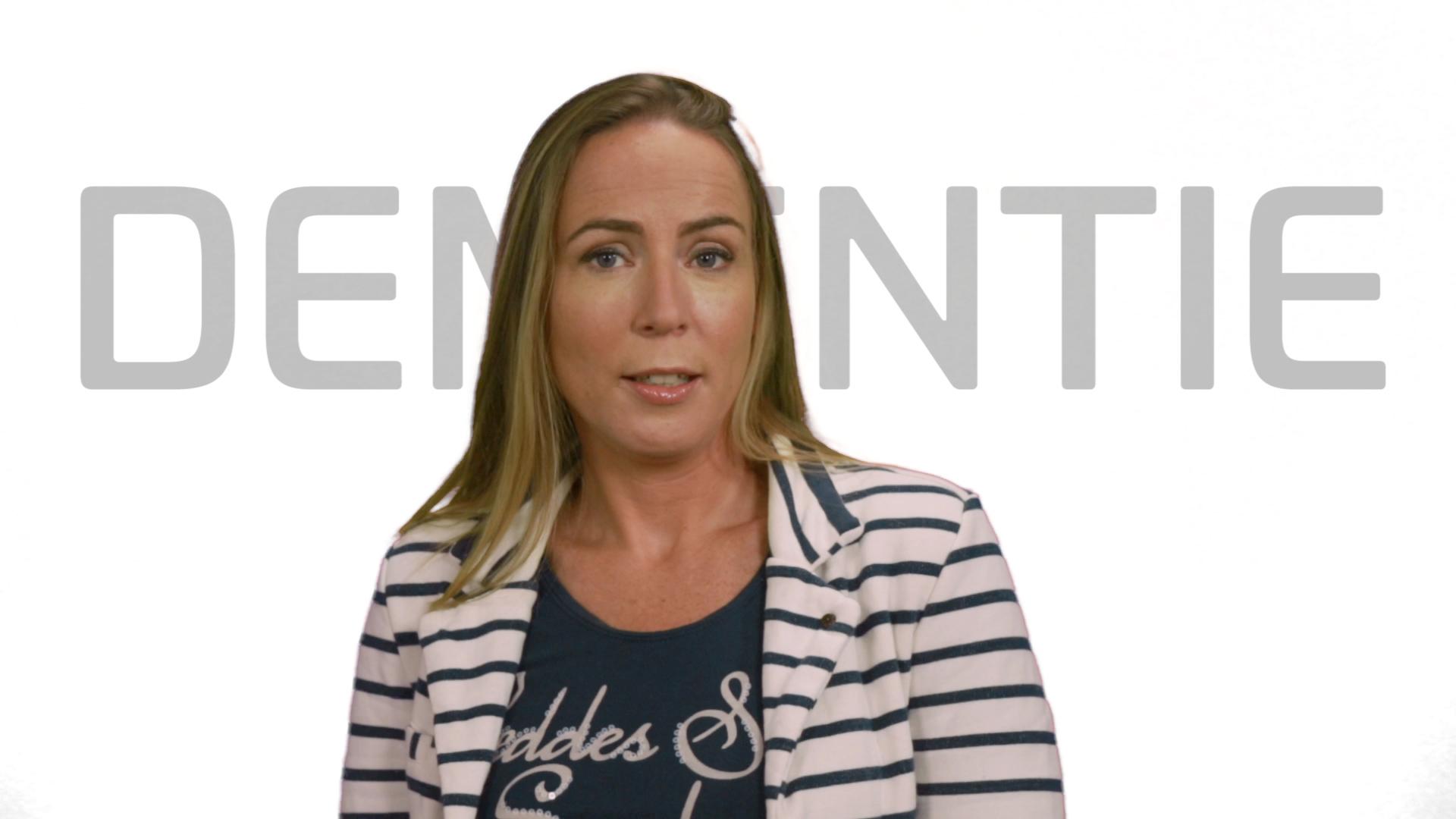 Bekijk de video: Dementie