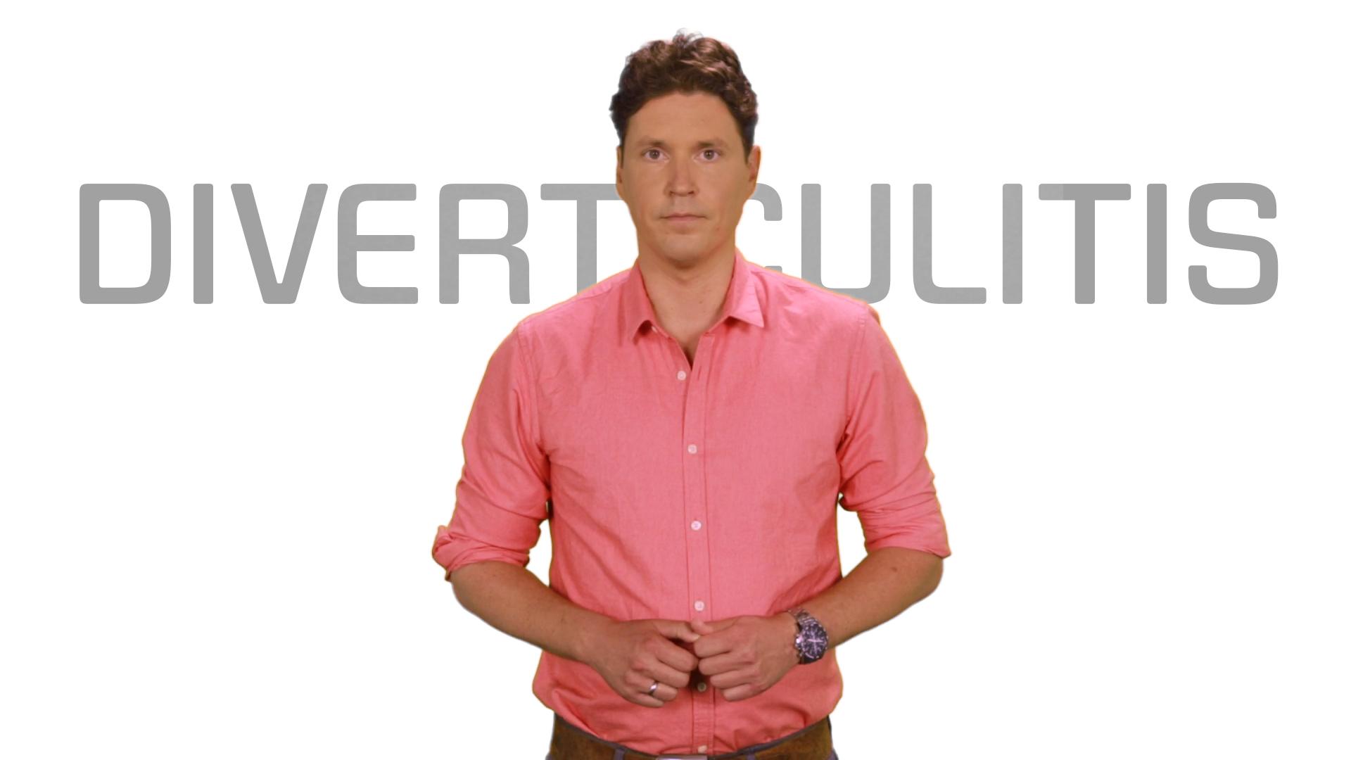 Bekijk de video: Diverticulitis