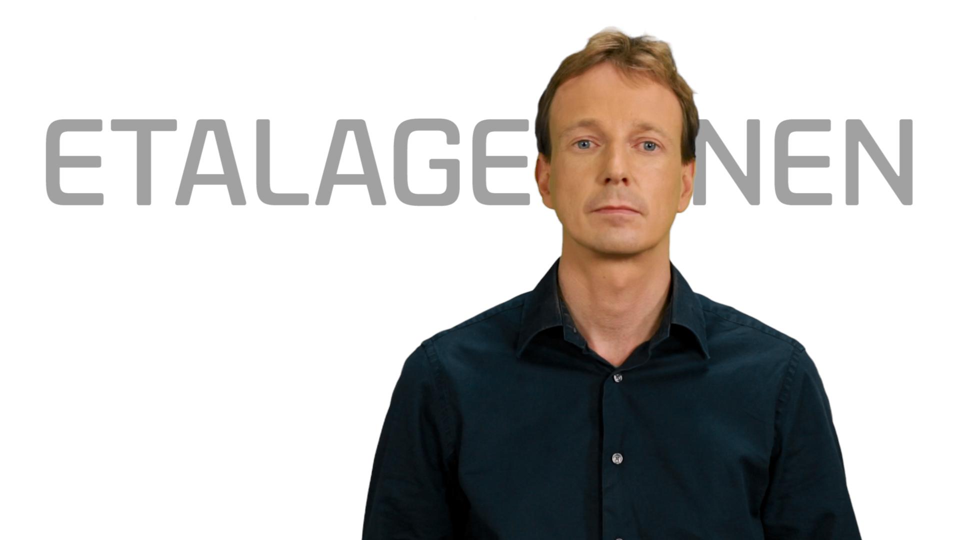 Bekijk de video: Etalagebenen