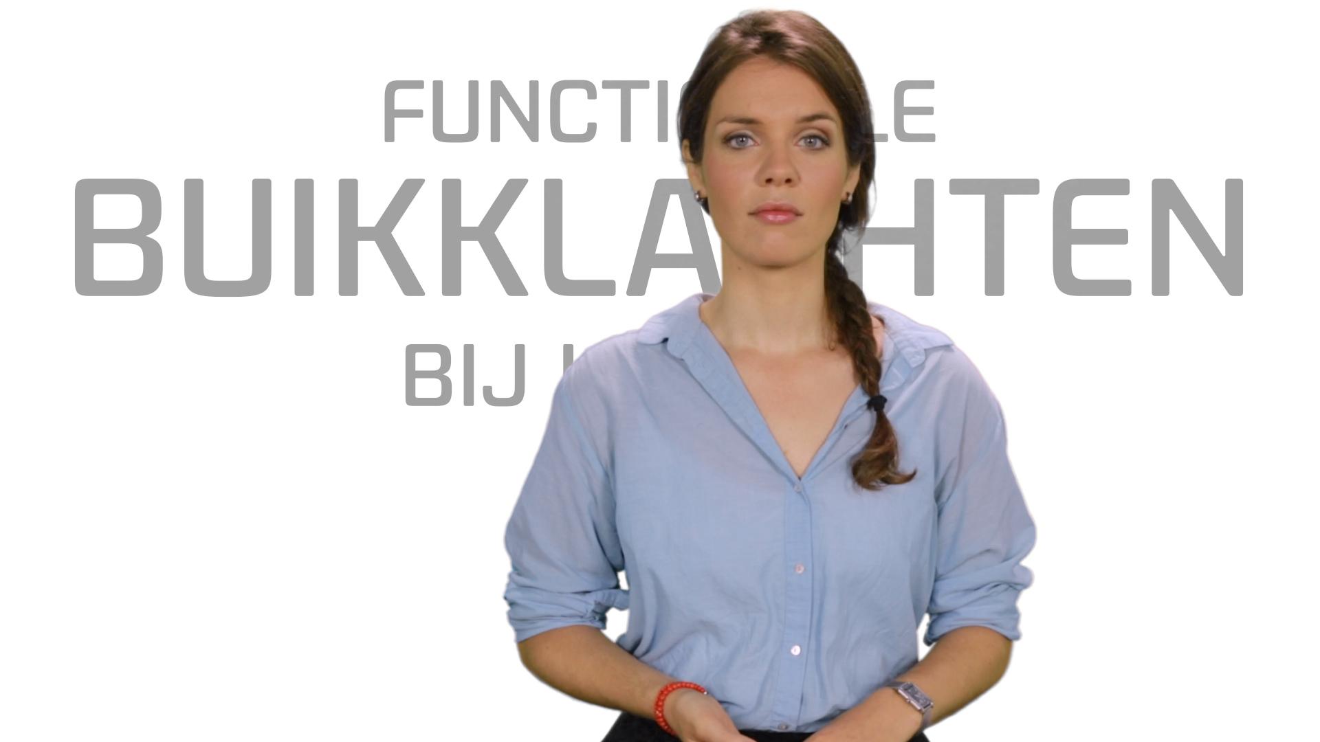 Bekijk de video: Functionele buikklachten bij uw kind