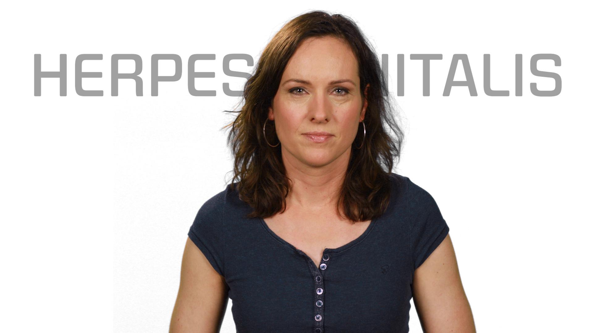Bekijk de video: Herpes genitalis
