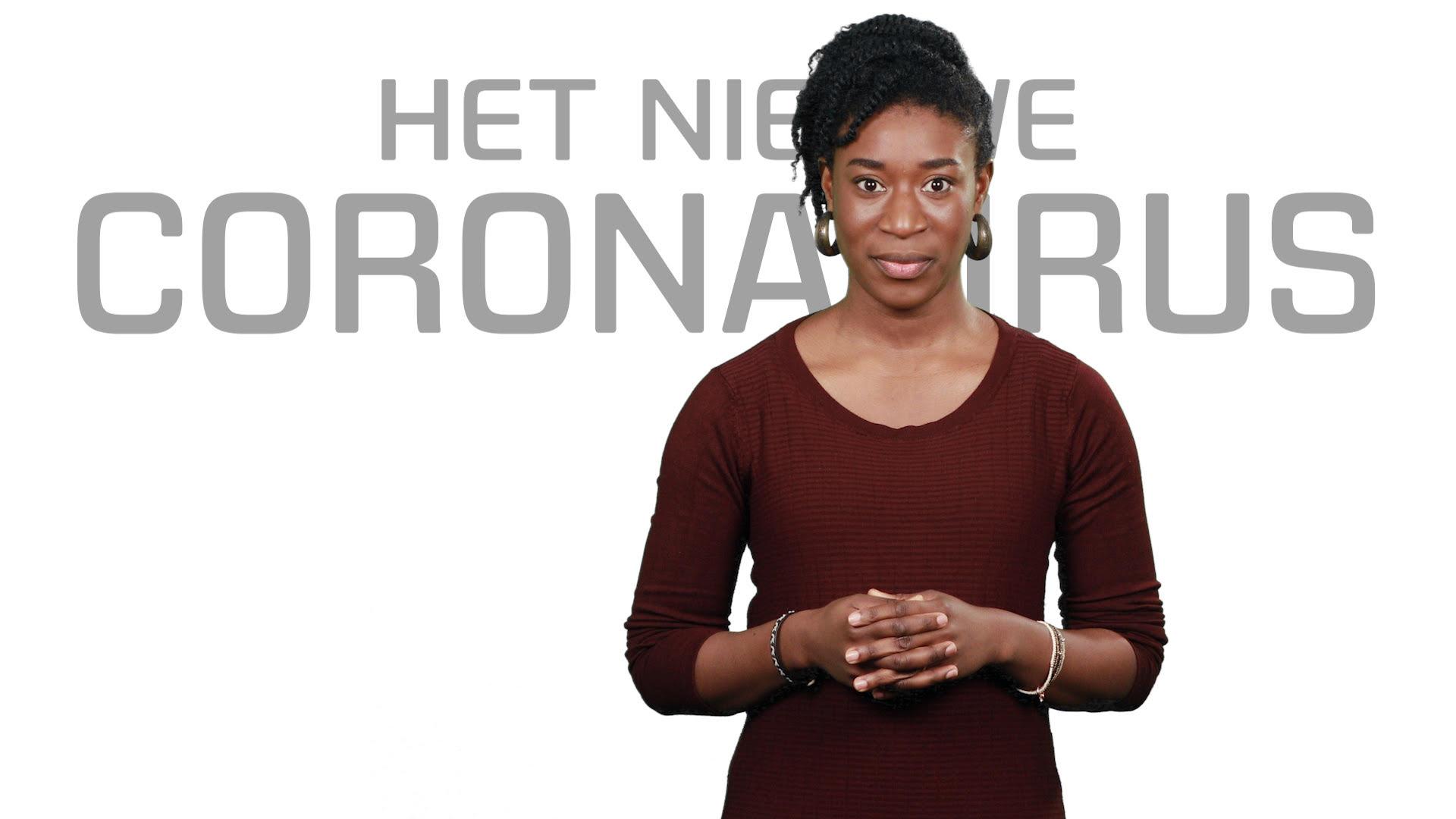 Bekijk de video: Het nieuwe coronavirus