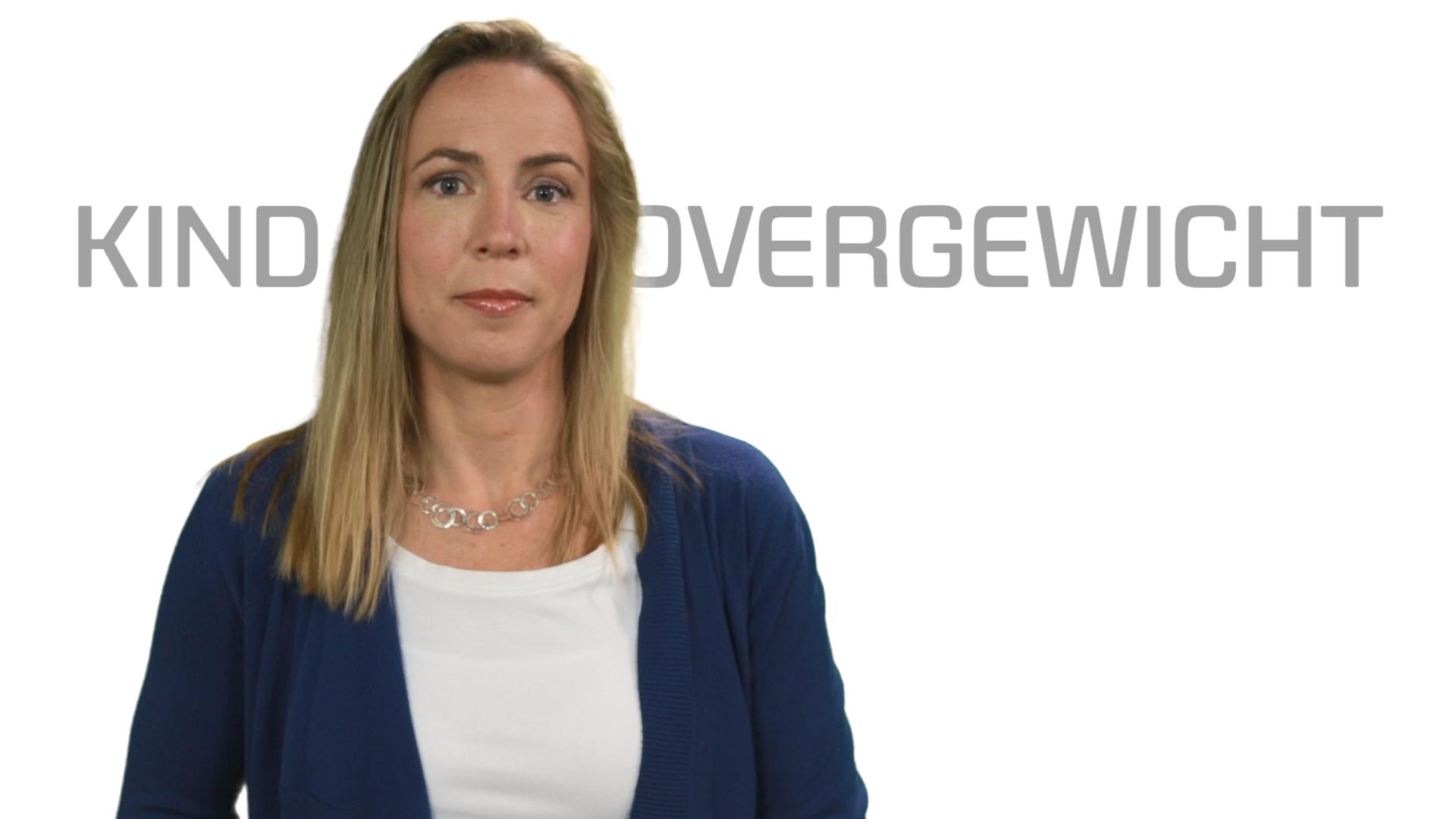 Bekijk de video: Kind met overgewicht