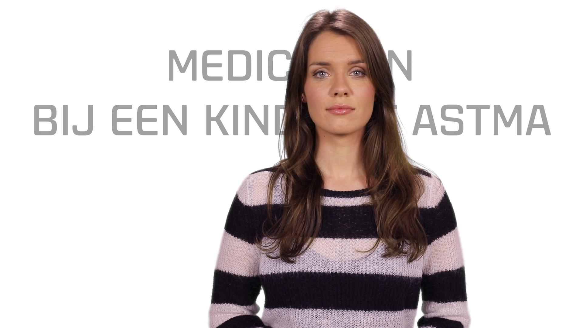 Bekijk de video: Medicijnen bij een kind met astma