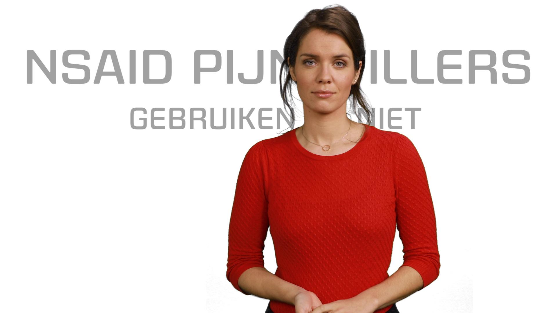 Bekijk de video: NSAID pijnstillers gebruiken of niet