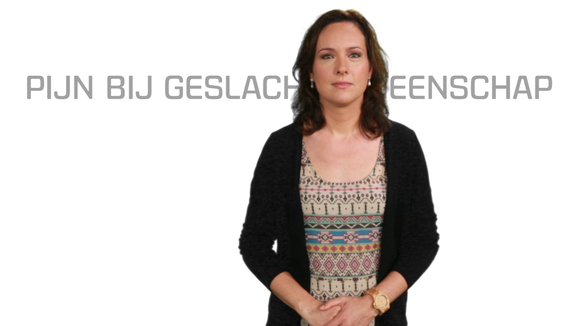 Bekijk de video: Pijn bij geslachtsgemeenschap