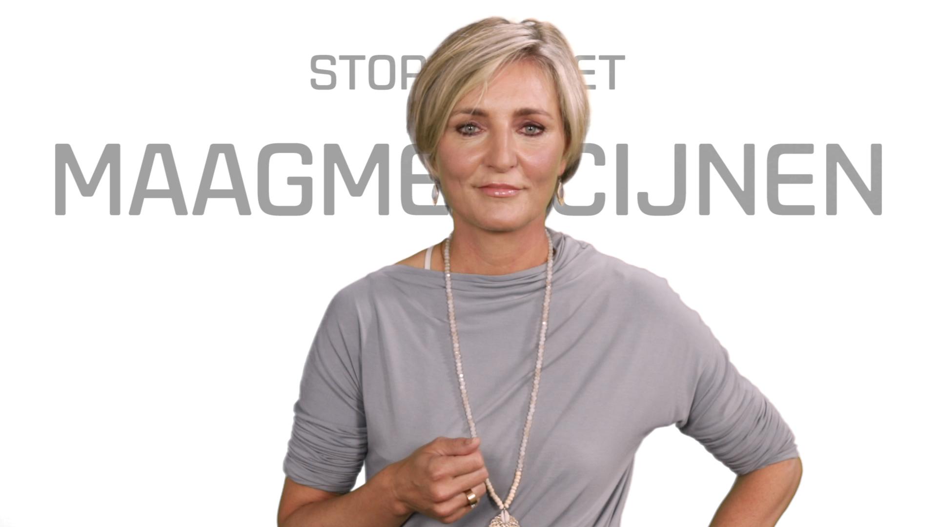 Bekijk de video: Stoppen met maagmedicijnen