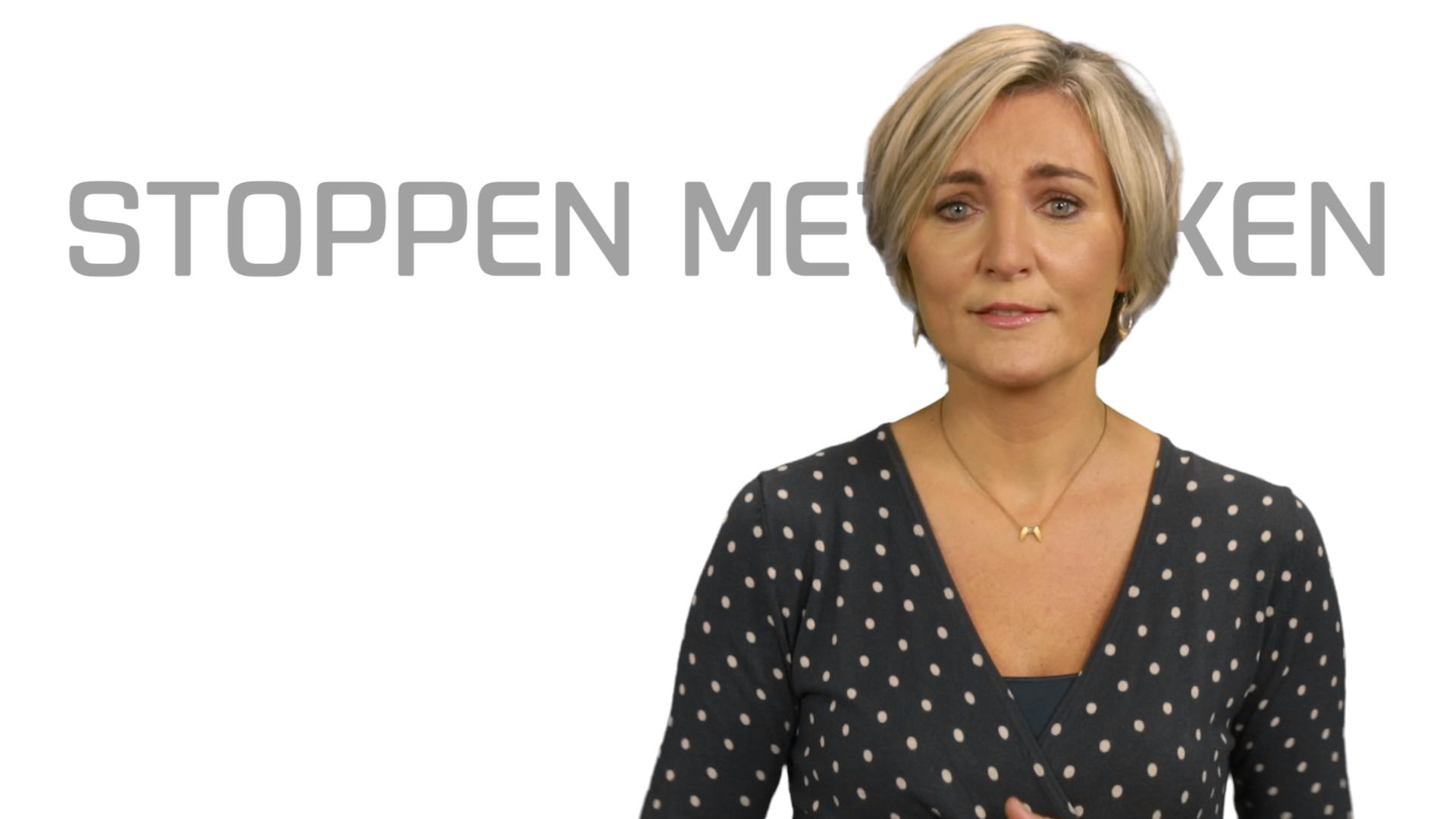 Bekijk de video: Stoppen met roken