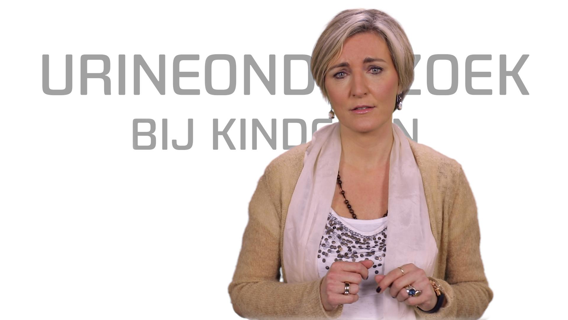 Bekijk de video: Urineonderzoek bij kinderen